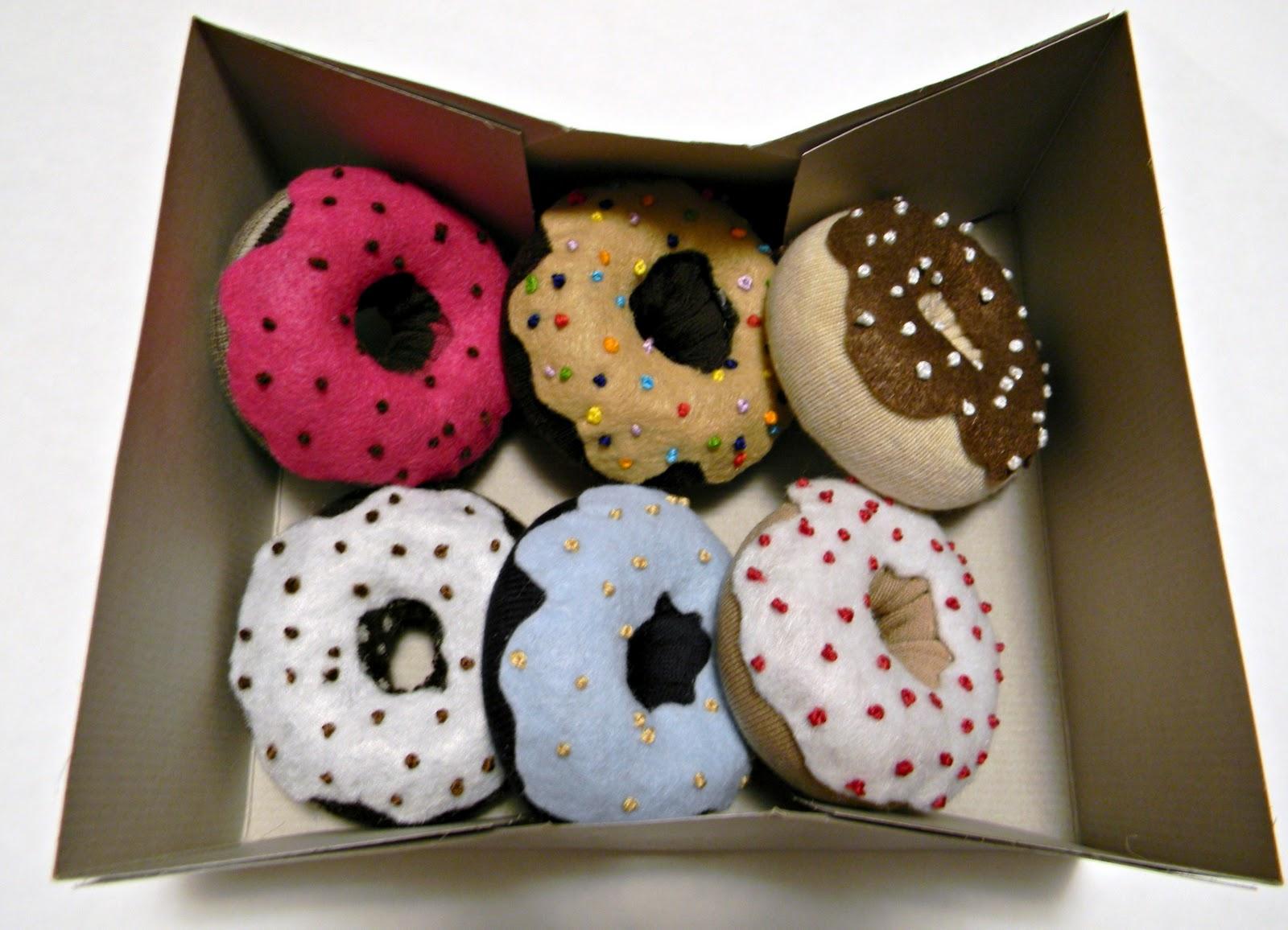Food 5. sock donuts Buga Boo Mini Mr Me