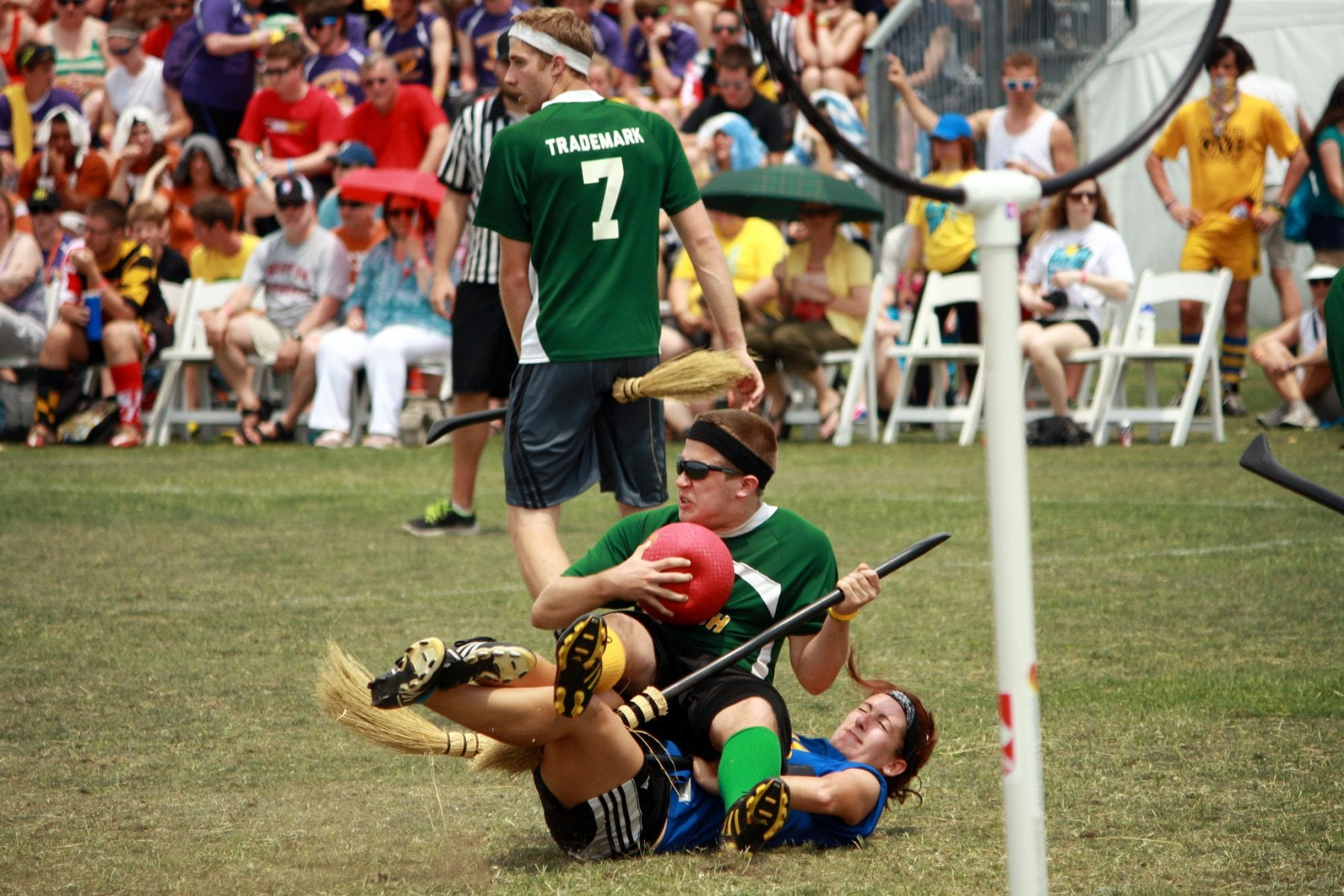 7 Unusual Sports from Around the World
