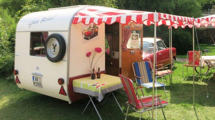 7 Inspirational Caravan and Campervan Makeovers