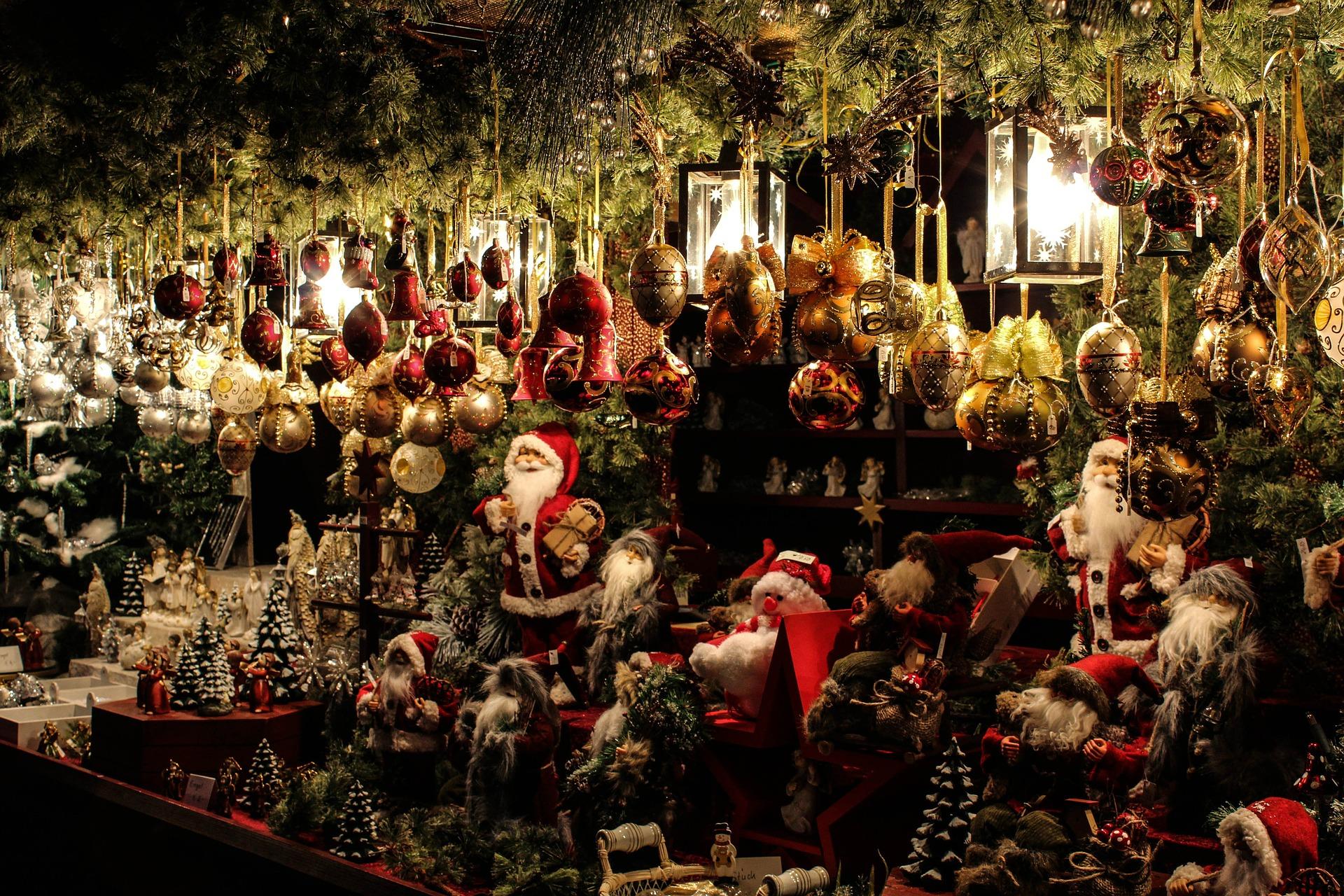 Shop Local – Christmas, Artisan and Flea Markets