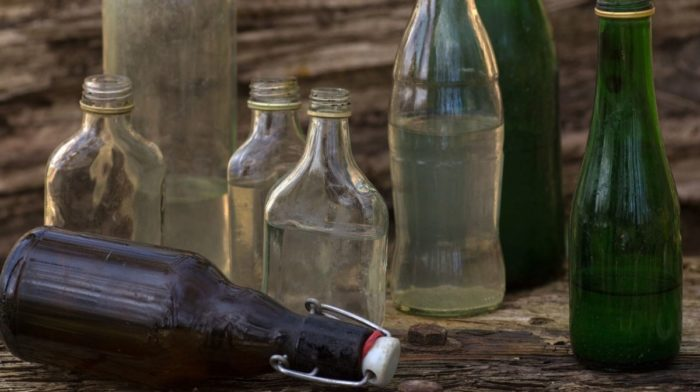 18 Ways to Reuse a Glass Bottle