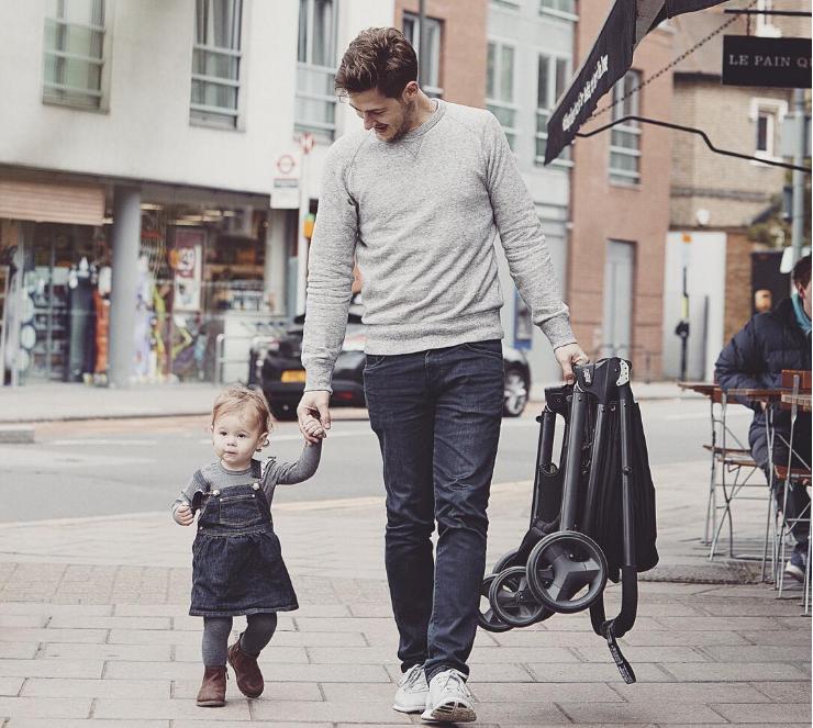 Mamas & Papas Armadillo Flip, Source MamasandPapas Instagram