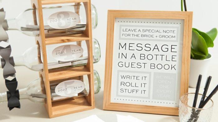 14 Inspiring Alternative Wedding Guest Book Ideas