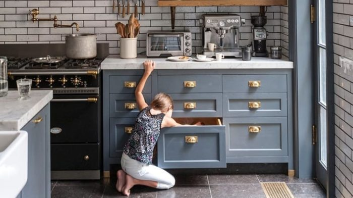 Colour Pop: 16 Ways to Add Grey to Your Home