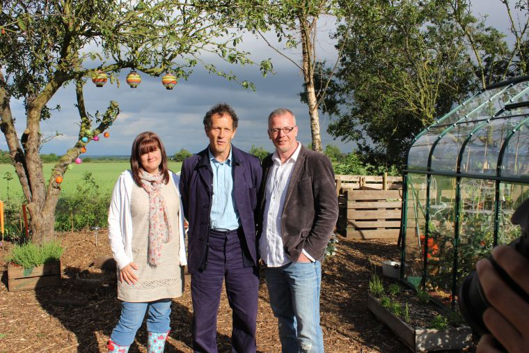 Dream Garden: A Smallholding in a Small Holding