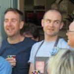 Andy Richards and Adam Willcox