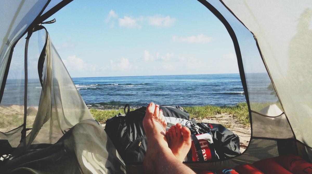 Tent, Caravan or Campervan: How to go Camping