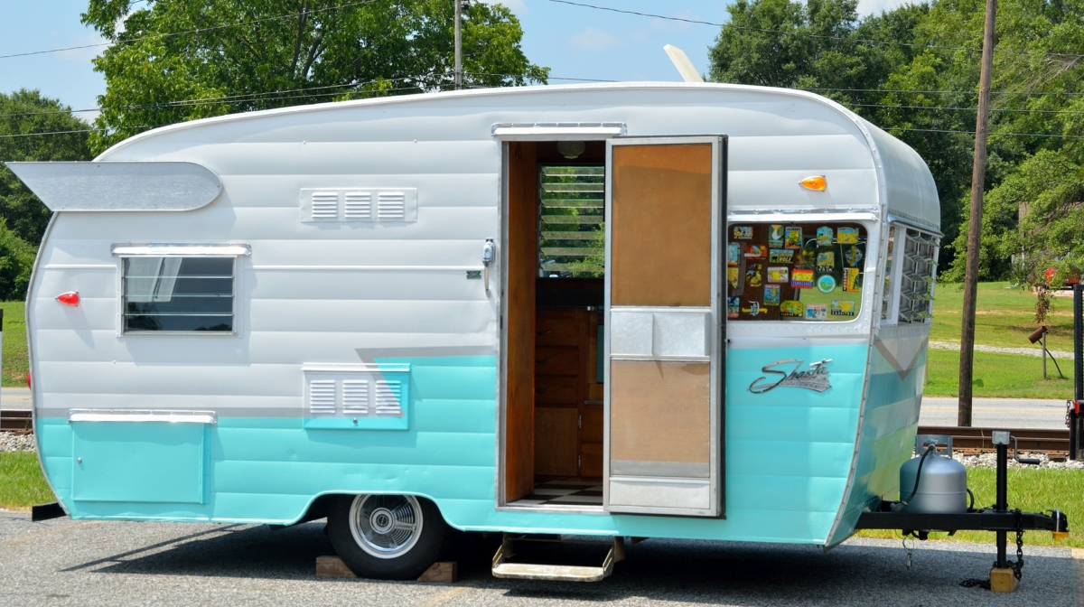 Budget Ways to Spruce up Your Caravan