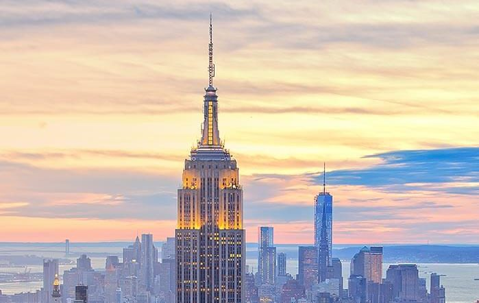 Win the Trip of a Lifetime to New York for 2