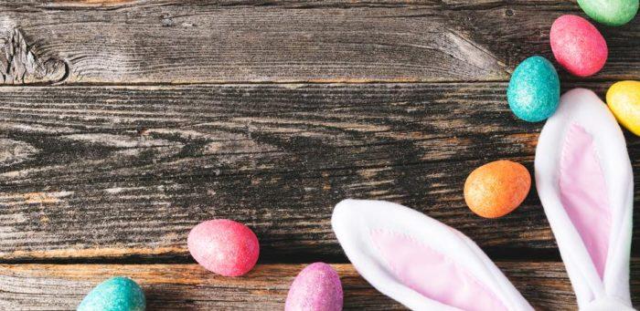 Preloved Easter Egg Hunt!