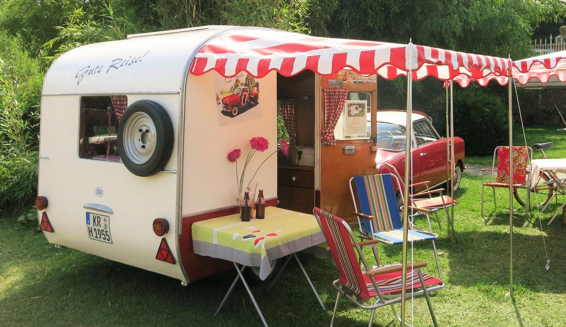 How to Design Your Caravan Interior - Preloved UK