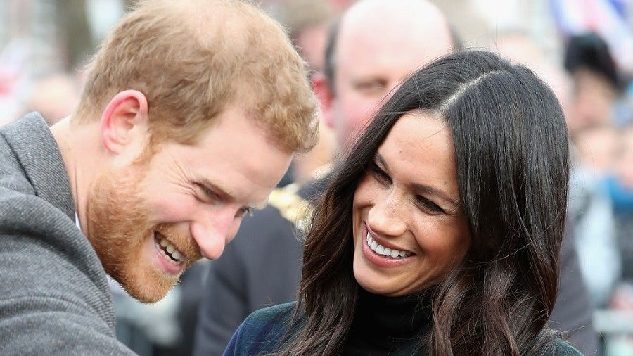 harry and meghan royal wedding party