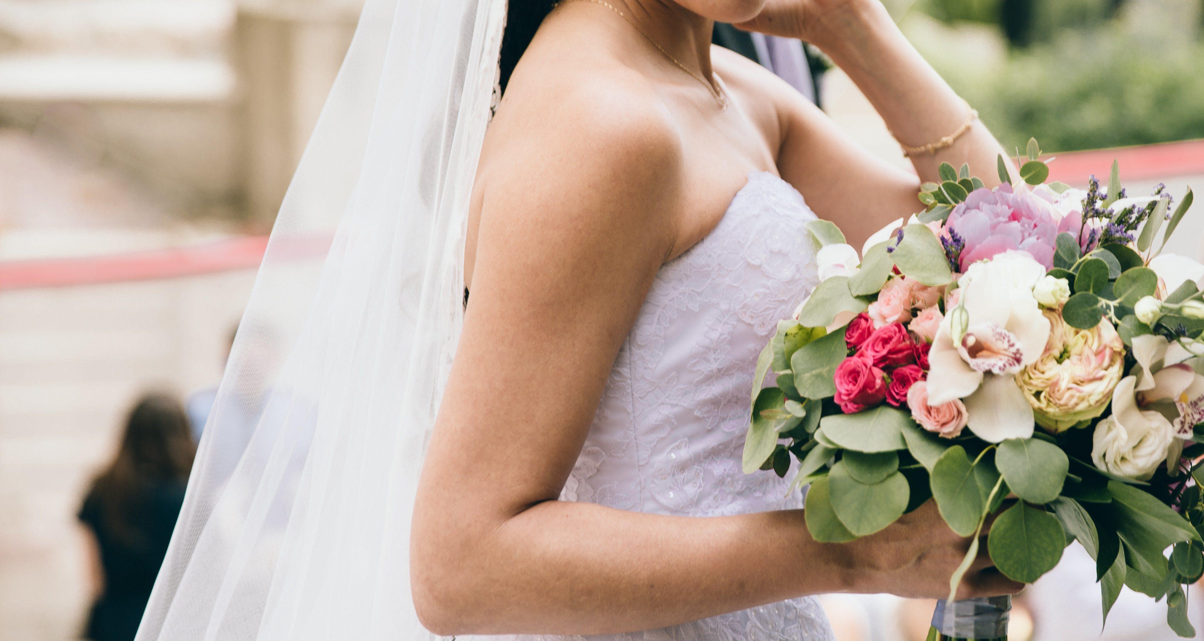 wedding on a budget dress