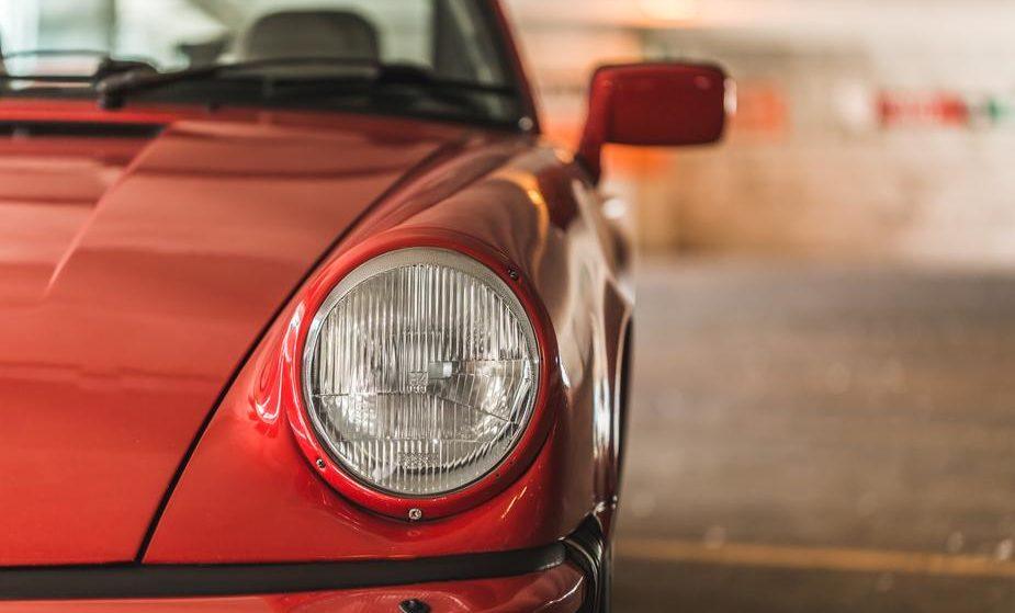 porsche bonnet sell your car online