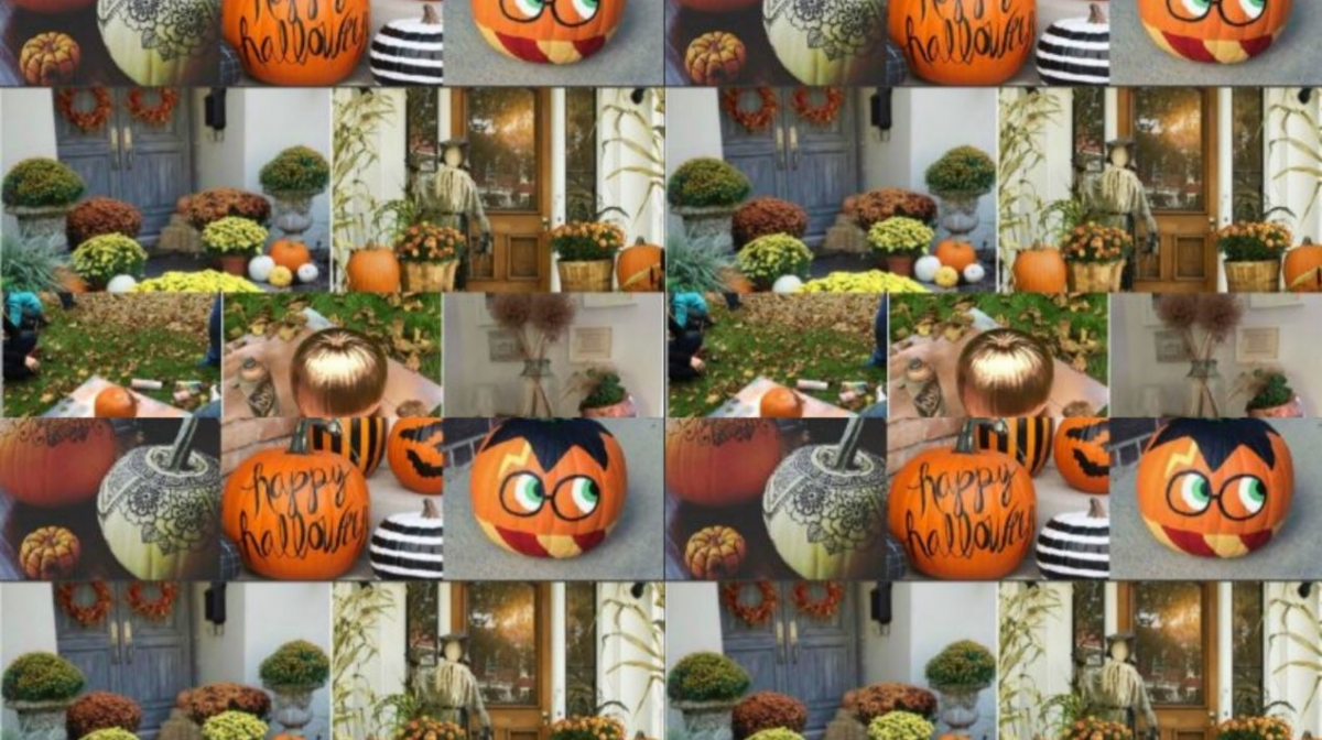 5 ways to #PimpYourPumpkin this Halloween