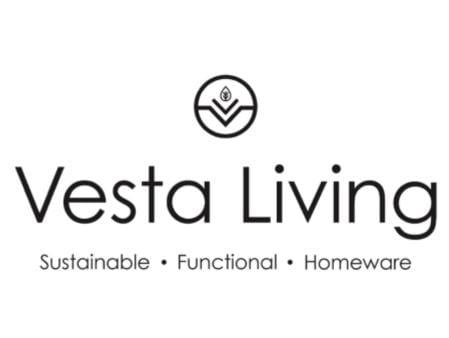 vesta living logo