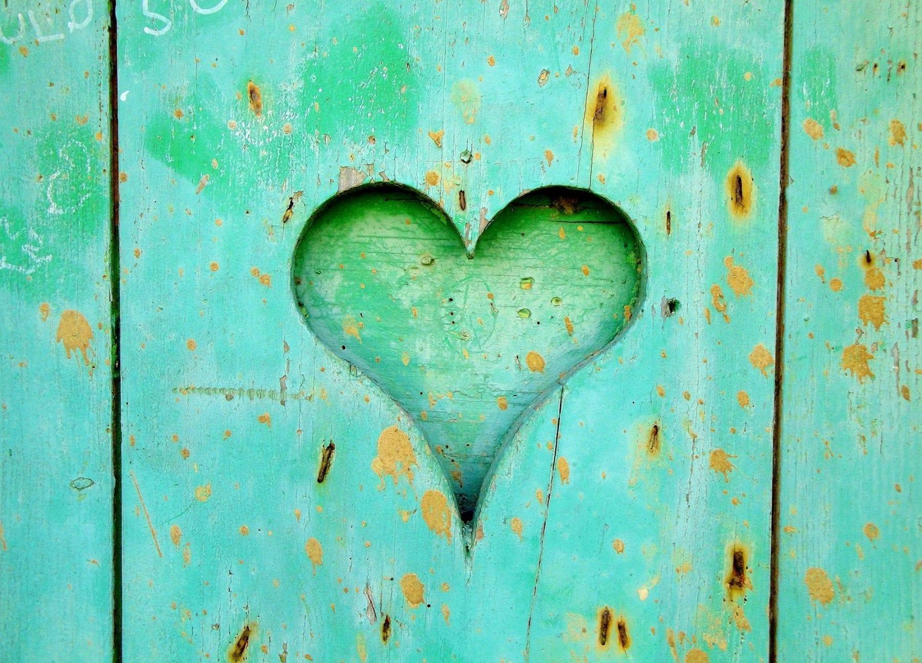 love heart pallet