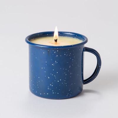 candle mug