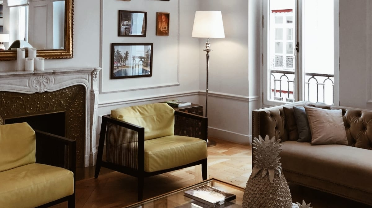 How to Make Your Living Space All About You