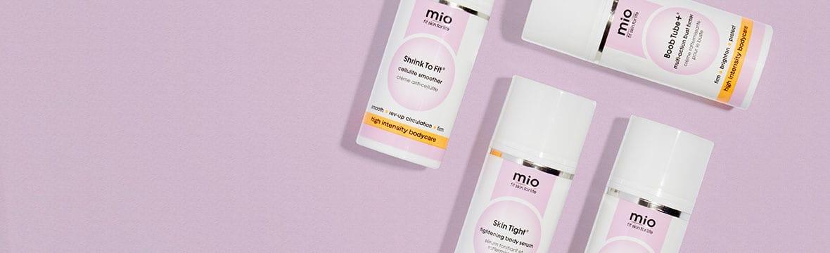 Mio Skincare 让人安心的英国健康护体品牌