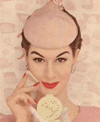 复古妆 - 那么多人愿意为她退回50年,你呢?