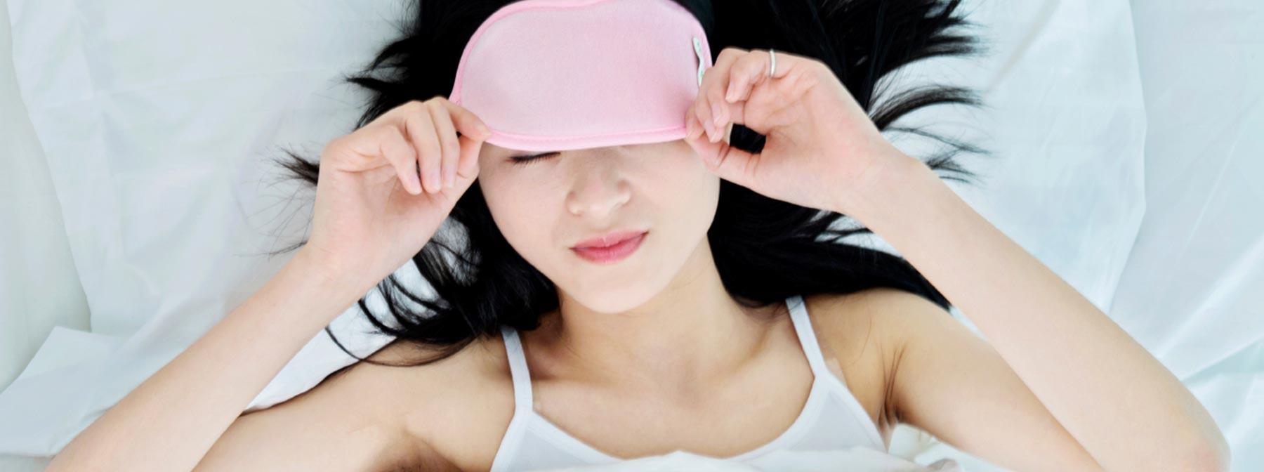 澳洲Slip Silk 眼罩和枕套的护肤和助眠功效