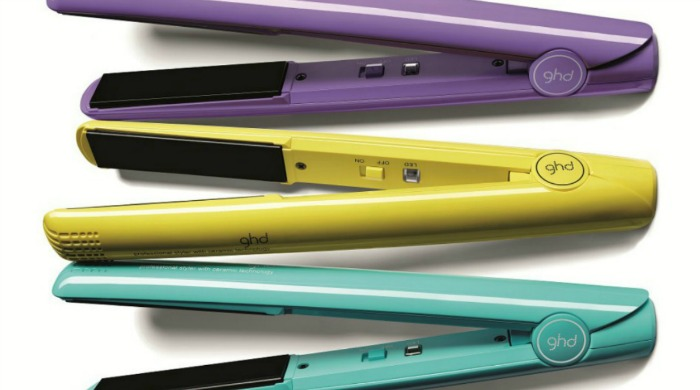 The ghd Candy collection.
