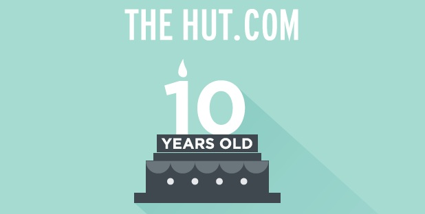 The Hut 10th Birthday Celebrations
