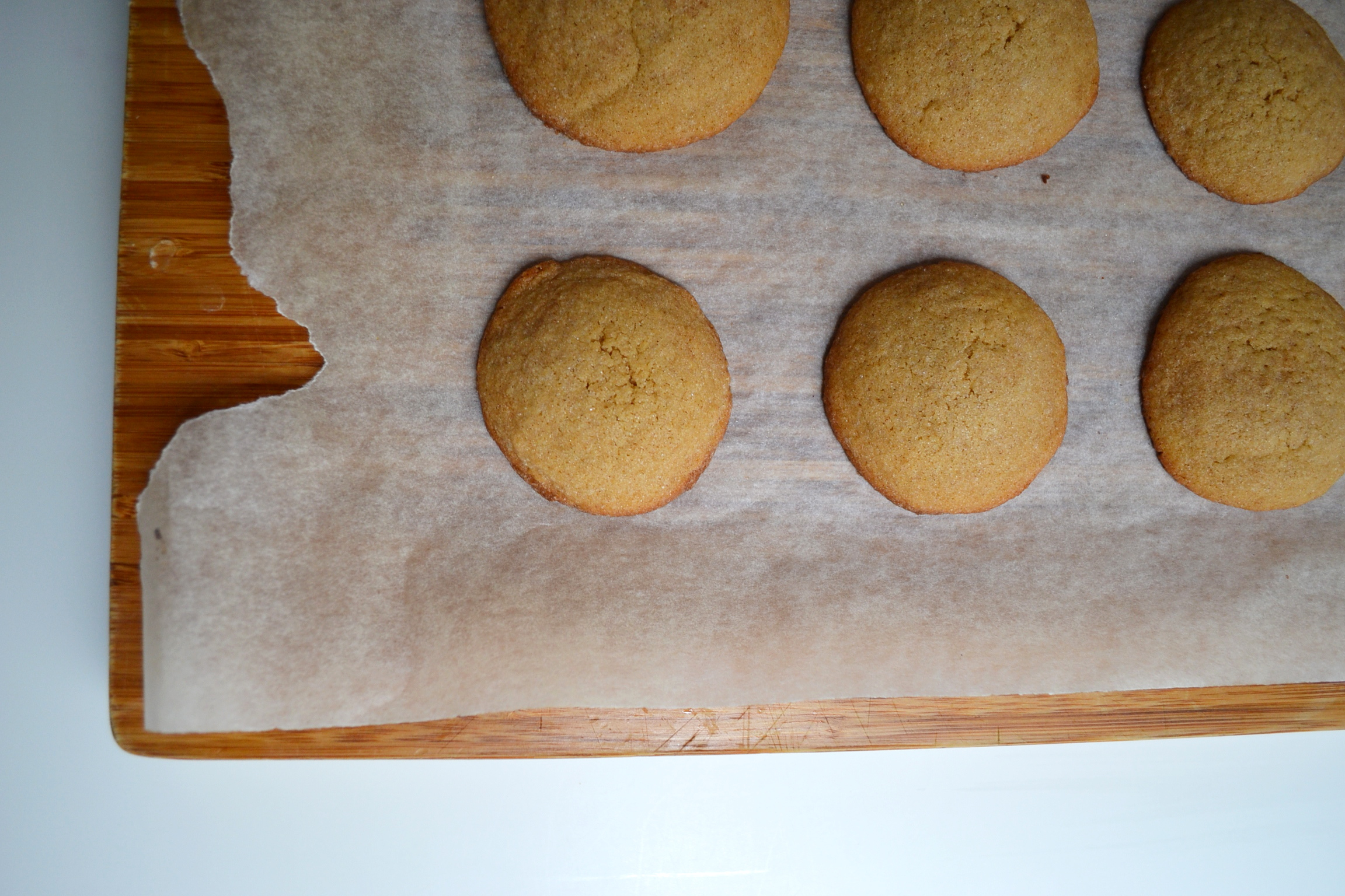 Let's Bake: Snickerdoodle Cookies