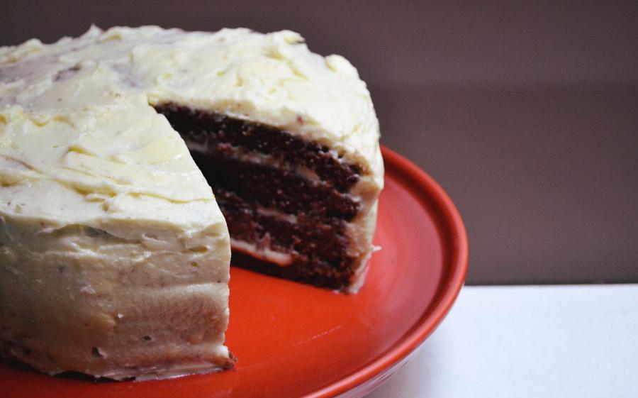 Let's Bake: Red Velvet Cake Recipe