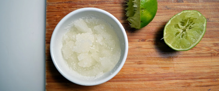 DIY Coconut Oil and Sugar Scrub Exfoliator