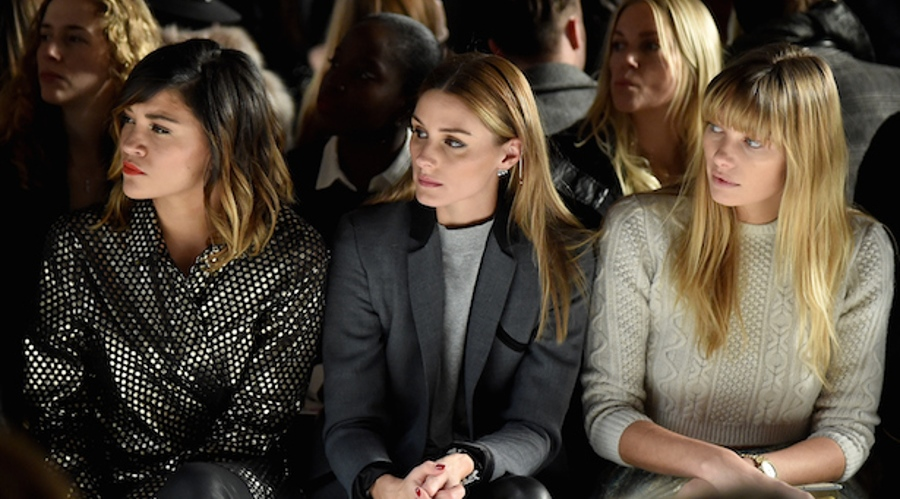 Get the Look: Olivia Palermo at NYFW AW15