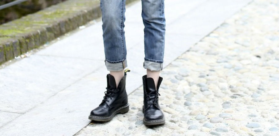 How to Style Dr Martens Boots