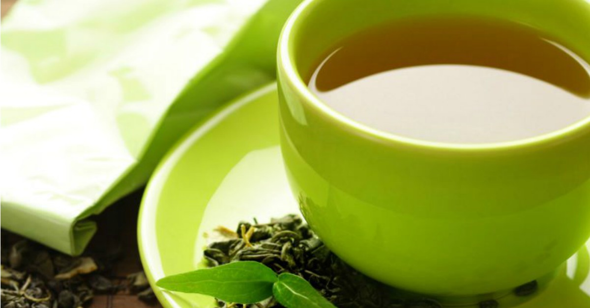 The Secret Benefits of Green Tea Extract