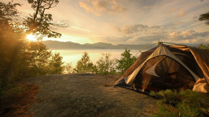 Camping or Glamping?   The Style Guide