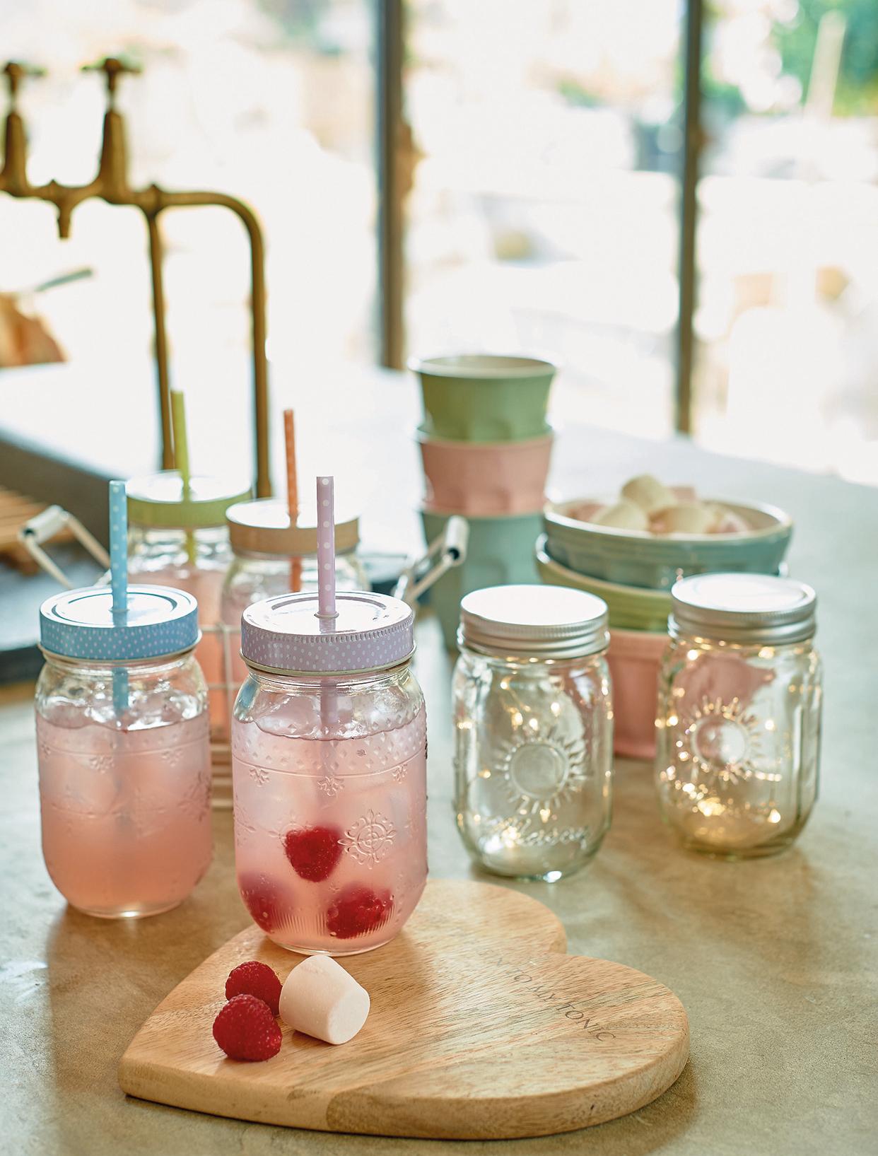 Parlane Picnic Jam Jars