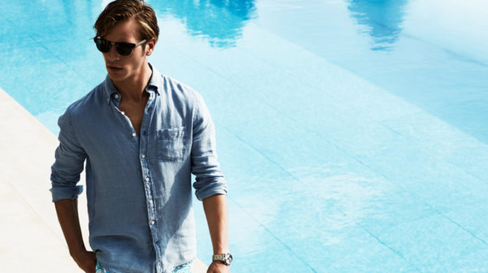 Menswear: Five Pieces to Stay Sharp on Holiday