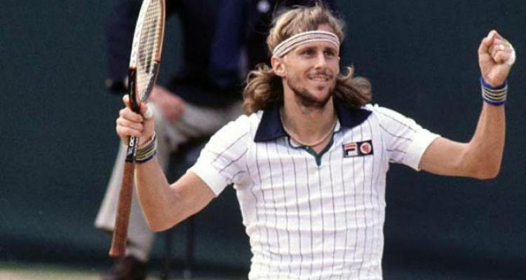 Bjorn Borg Wimbledon