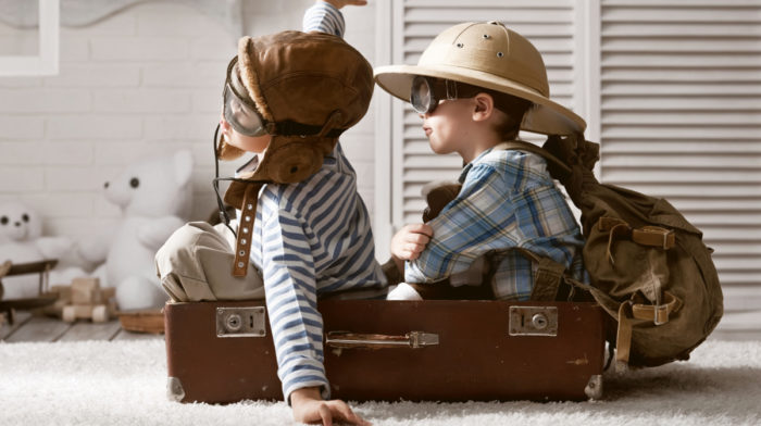 Five Top Tips for Keeping Kids Busy Abroad