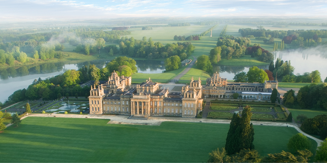 Top 10 British Walks for Autumn Blenheim Palace