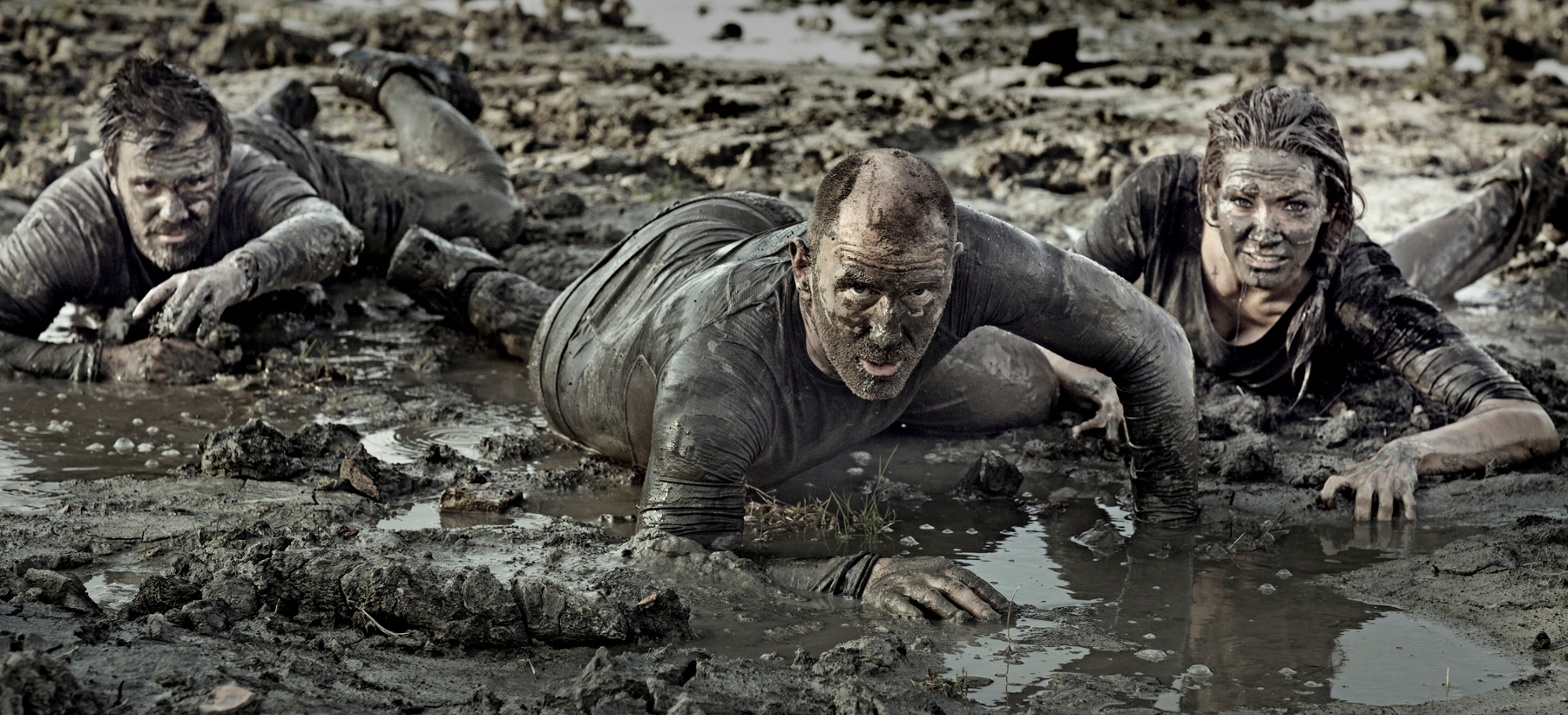 Preparing for Tough Mudder: Five Workouts For Beginners