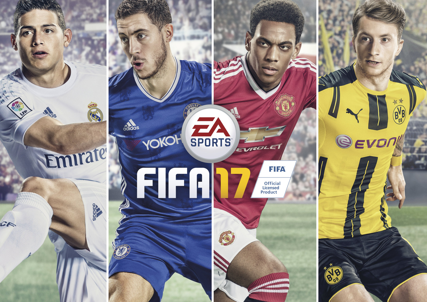 Seven Reasons Why FIFA 17 Will Be The Best Yet