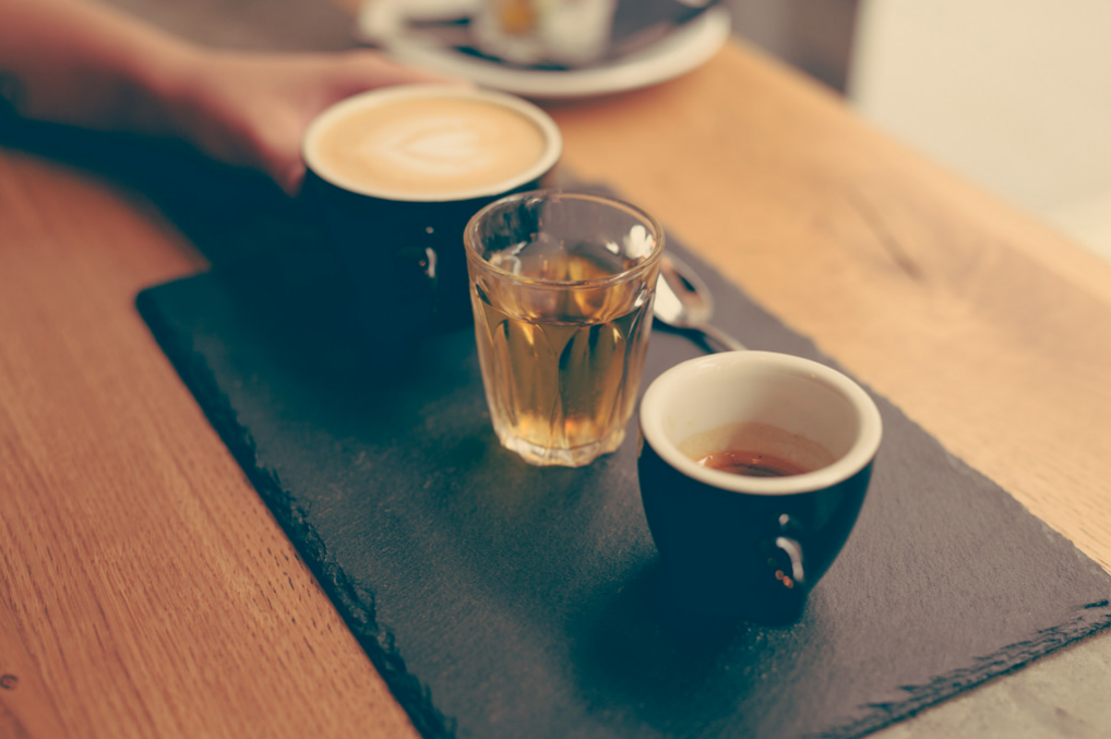 Kaffeine, Great Titchfield, London