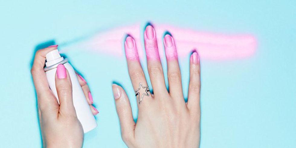 Spray On Nails
