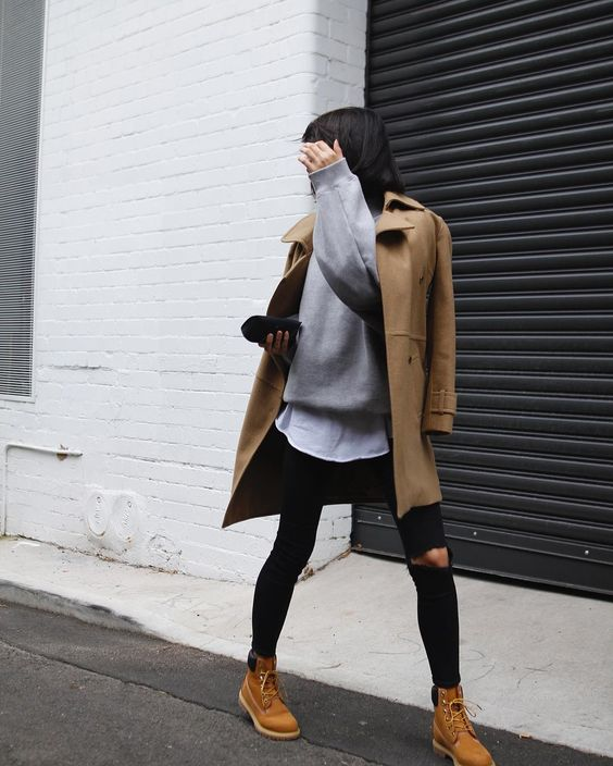 What To Wear With Timberland Boots The Hut