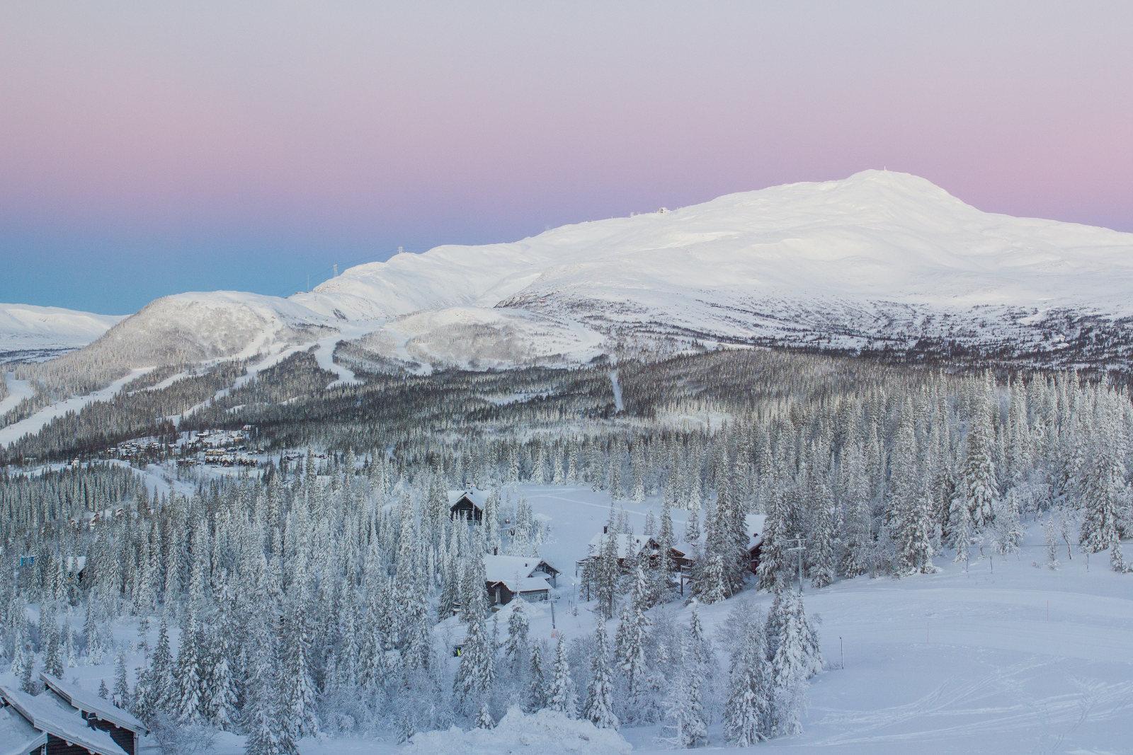 Sweden-Northern-Lights