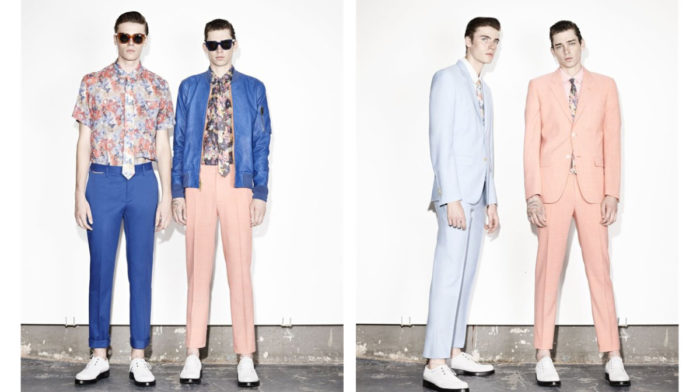 Pastels: The SS17 Menswear Trend you Need to Know