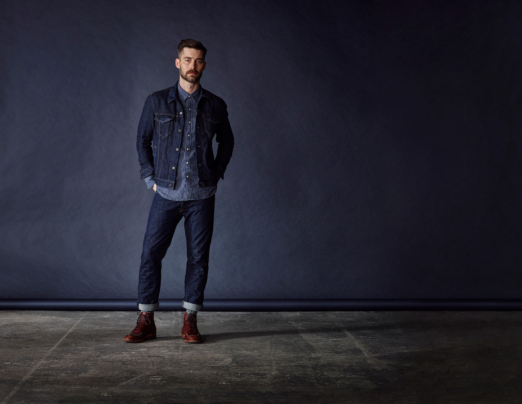 Levi's Fit Guide Men's