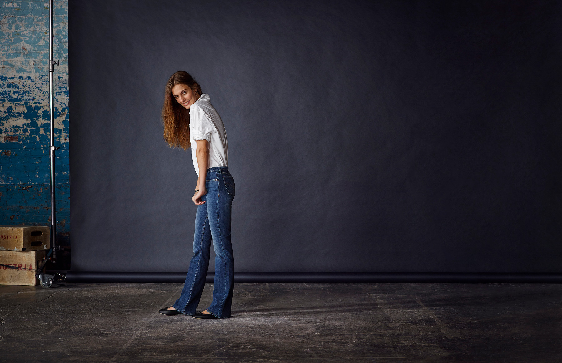 Levi's Jeans Fit Guide 715 Bootcut