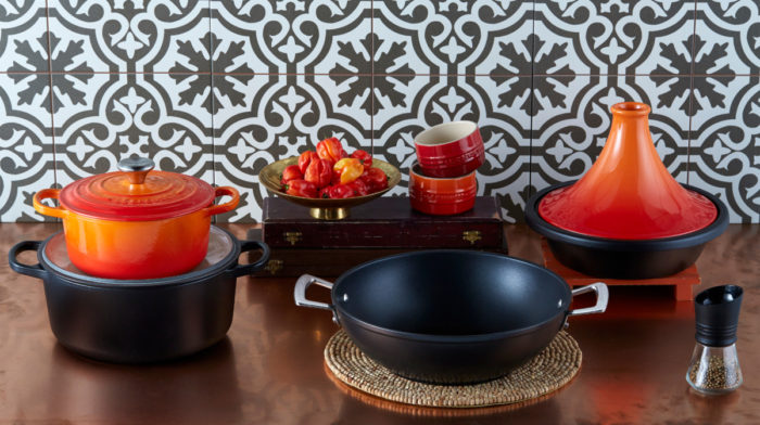 Le Creuset Brings the Colours of Spice into your Kitchen for Spring/Summer